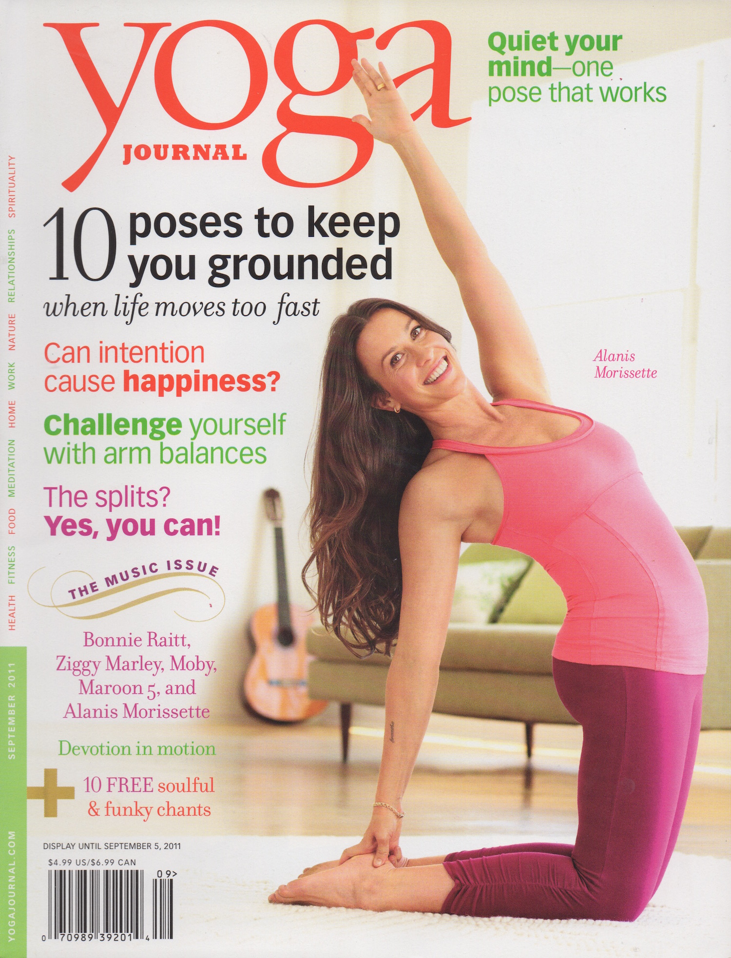 Yoga Journal Two